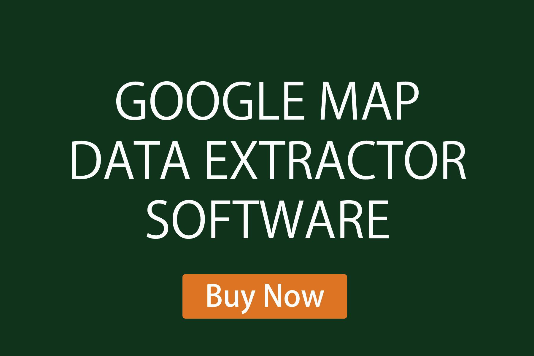 Google Map Scraper